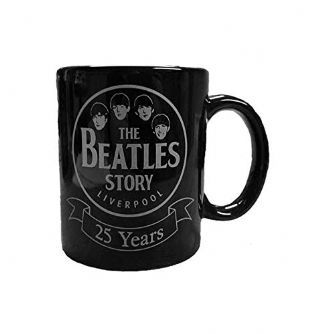 Beatles (The): The Beatles Story Liverpool 25 Years - MUG (11oz) (Brand New In Box)